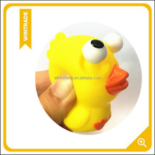 pop eye-out squeeze bath duck toy