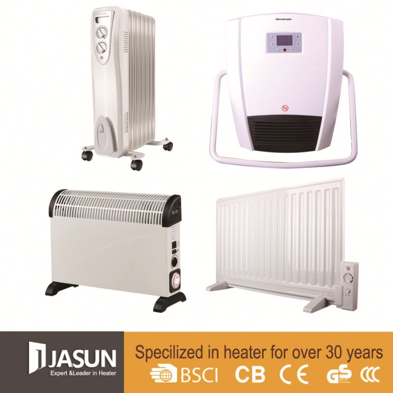 2018 Wholesale cixi Jasun electric home panel mica heater sound system