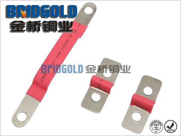 Factory direct insulated laminated copper busbar