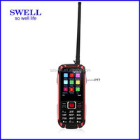 ATEX F007-rugged senior phone with PTT walkie talkie, torch, gsm rough phones mobile phone gps altimeter gas thermometer