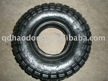 rubber tyre 3.50-4