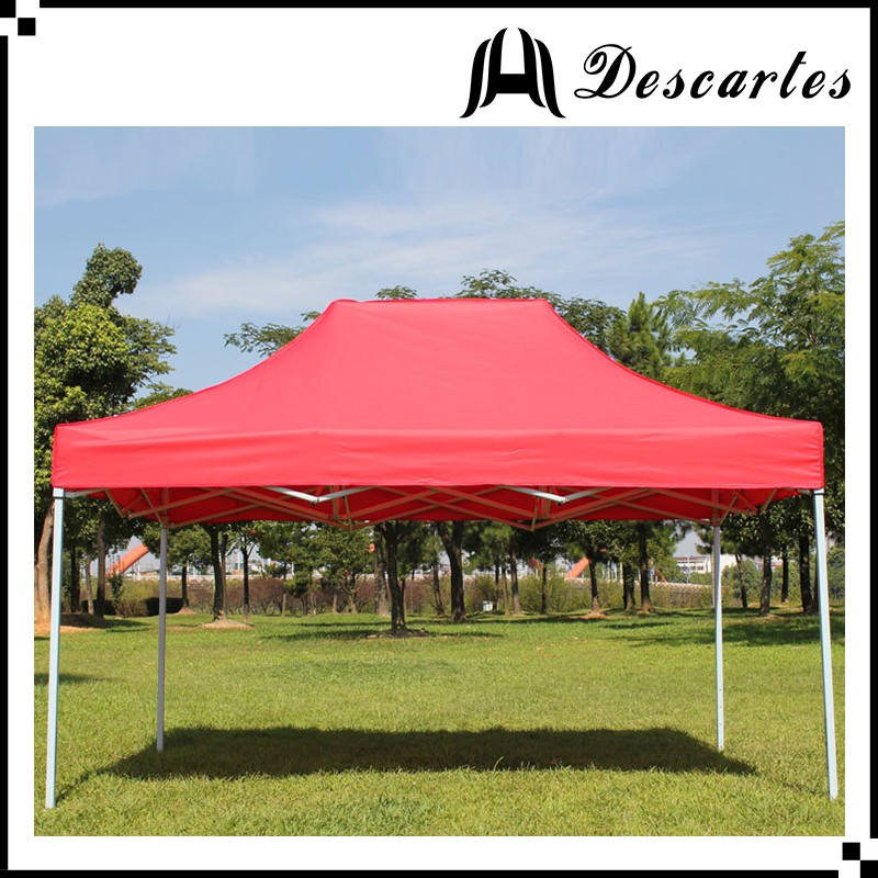 3x4.5m red outdoor gazebo tents/folding marquee/pop up canopy for sale