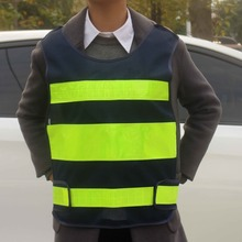 Custom Excellent Quality Reflexive Vest