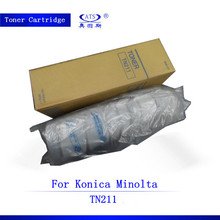 400g/ bottle compatible Toner Cartridge for Konica Minolta TN211 copier spare parts