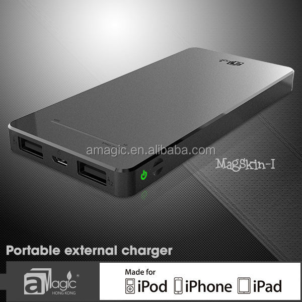 2014 hot sale power bank for iPhone6, iPhone6+