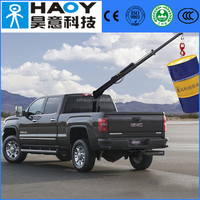 Mini crane pickup crane pickup truck crane 0.8 ton for sale
