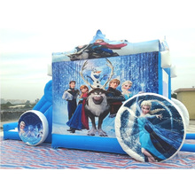 Energy Saving inflatbale castle inflatable slide with good price