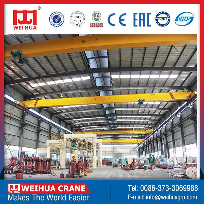 Construction Used 1.5ton overhead craen gantry crane with great price