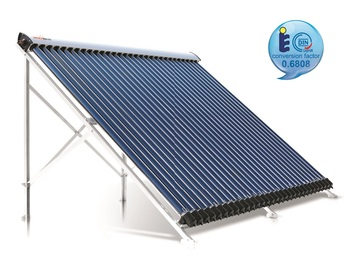 Pressure Bearing New Type System collector - Premium Evacuated Tube solar water collector