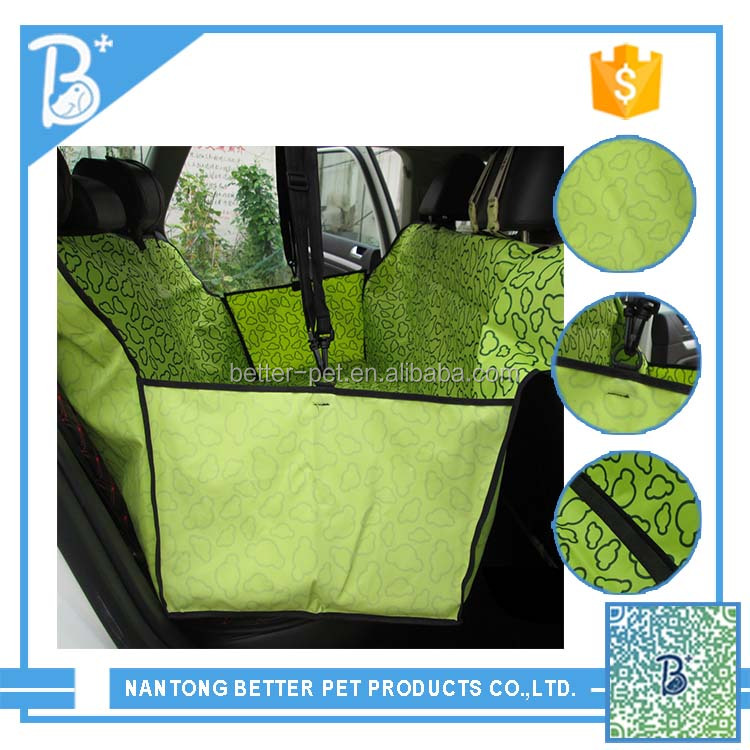 Professional factory Hot sale waterproof pet car mat