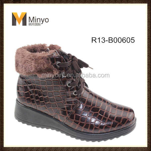 Minyo 2014 fashion ladies winter boots cool women boots