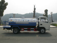 Cheaper! 3000L-8000L DFAC watering cart 4x2 /mobile water tanks