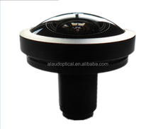 "9MP F2.0 1.3mm 360 degree fisheye lens projector with 1/2.3""CMOS sensor"