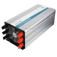 High frequency off grid pure sine wave 12vdc to 220vac 3000w power inverters