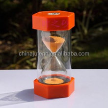 Classical Hexagon large sand timers