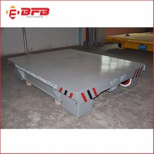 Factory supply new trailers galvanised flatbed rail cars