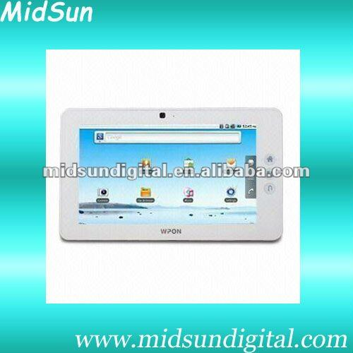 tablet pc A10 processor 3G WIFI android mid