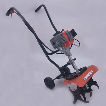 EMAS 52CC MT520 Agricultural  Mini Tiller  Soil loosener Machine