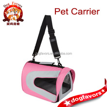 Airline Approved Folding Sporty Mesh Pet Carrier