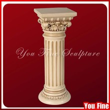 Beauty Stone garden Decorative Column And Pillar