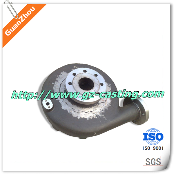 turbo/turbine housing OEM with grey iron, stainless steel and aluminum alloy die casting, sand casting, machining from foundry