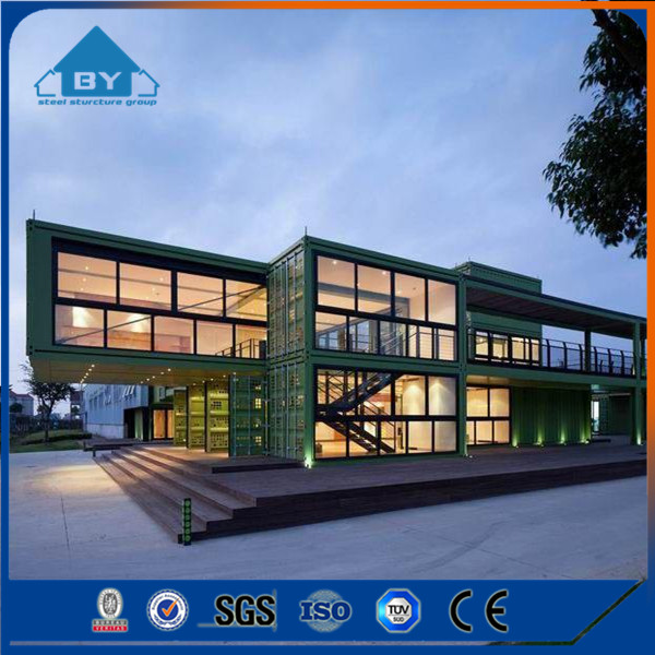 Alibaba China Market Container House Home Container House