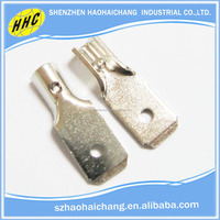 China Supplier Terminal Copper Grounding Spade Lug Used Motorcycles