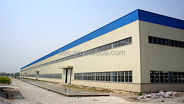 Economic Steel Structure Prefab Workshop