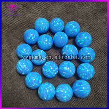 Wholesale various color synthetic fire opal beads and gemstone