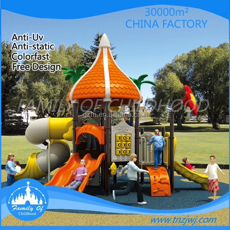 commercial amusement park toys toddler outdoor playground slide for sale