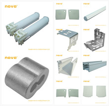 New arrival automatic venetian blinds components/motors for 25mm venetian /pleated /honey comb and roman blinds by NOVO