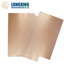 High pressure thermoset plastic laminated fr4 sheet