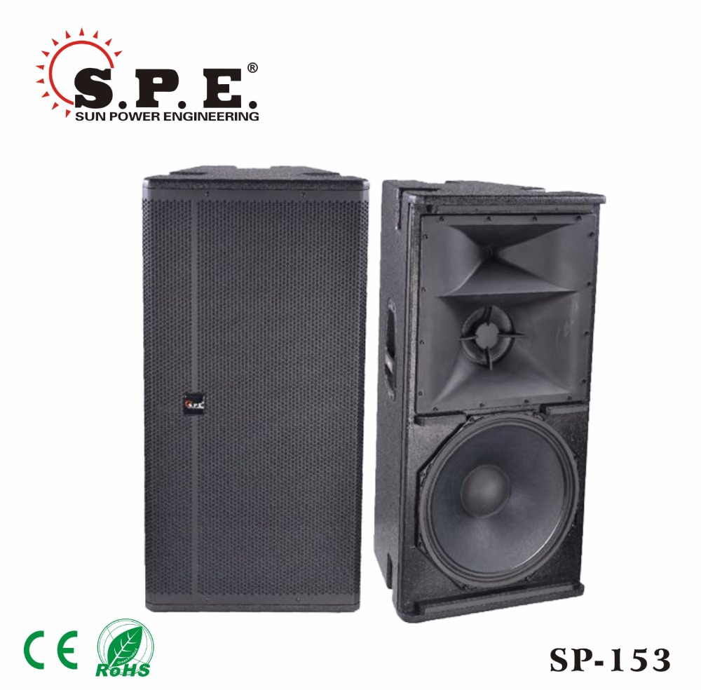 3 way full range professional speaker sp-153 l acoustics speaker