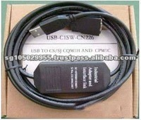 PLC programming cable for Omron CS1W-CN226