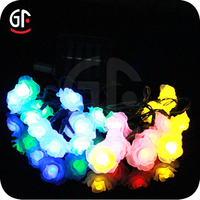 China Party Favors Outdoor Christmas Led Copper Led Flexible String Light