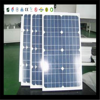 30v A grade mono solar panel 3000w big demand in US market