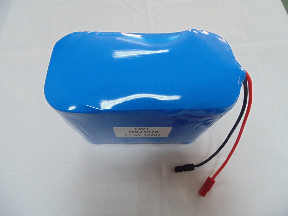 Large battery pack lifepo4 battery 12v 12ah accept customized
