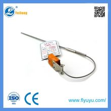 Hot selling k type thermocouple probe sensorfor 3d printer for industrial usage