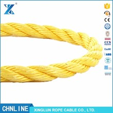 in stock CHNMIX 3 strand PP PET Rope