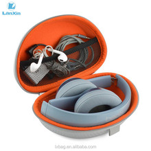 personalized earphone case with printed eva headphone case