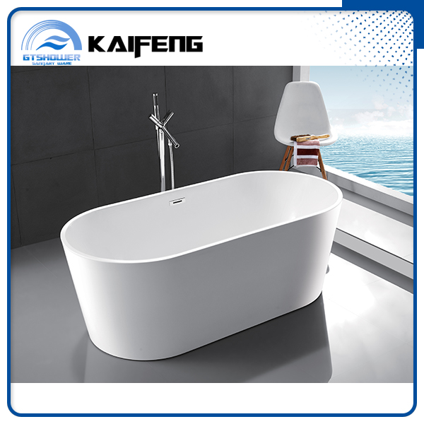 63 inch cheap free standing soaking bath tub view soaking for Cheap free standing tubs