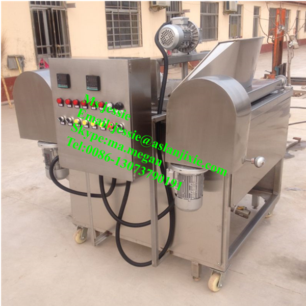 304 Stainless Steel Churro Machine And Fryer /Industrial Deep Fryer/Gas Fryer