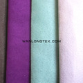 cheap woven suede fabric 115gsm