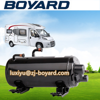 Hot sales 220v/60hz r22 r410c r134a r407 gas for ac compressor for electric car