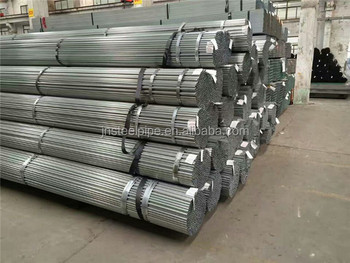 1.5 inch manufacturer construction building materials steel scaffolding pipe