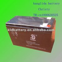 High capacity rechargeable storage lead acid UAE battery