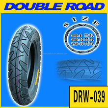 motorcycle tubeless tyre 300 x 10 China factory