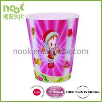 Custom Plastic Cup Cartoon, Kids Plastic Mugs Cartoon