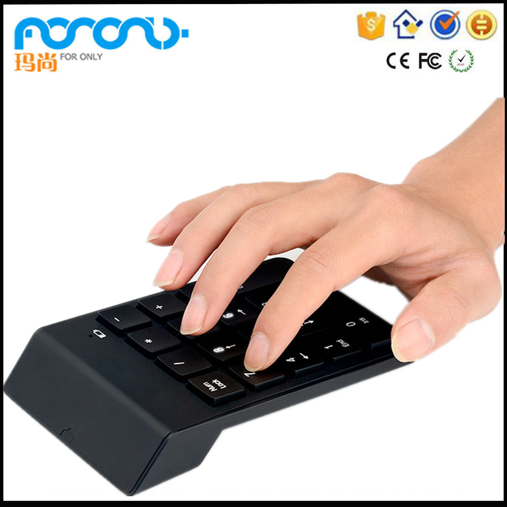 Numeric keypad 2.4 GHz Waterproof Wireless keyboard Trending Hot Products Computer/PC/Laptop/Tablet/Mobilephone accessory