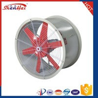 60 / 50 HZ Wall type customer design outdoor axial flow fan ex proof